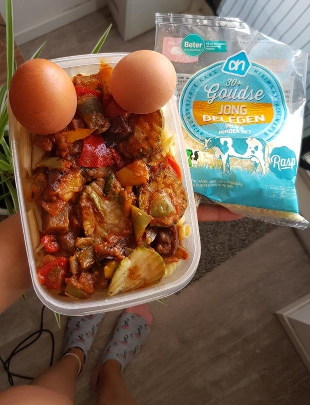 voeding tips eetdagboekje isabel