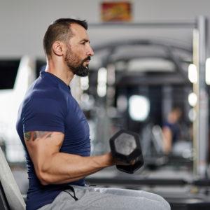 oefeningen voor grotere biceps