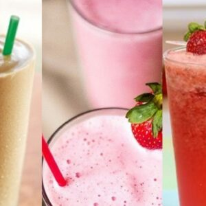 gezonde proteïne shakes