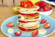 Gezonde pancake