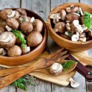 voordelen champignons