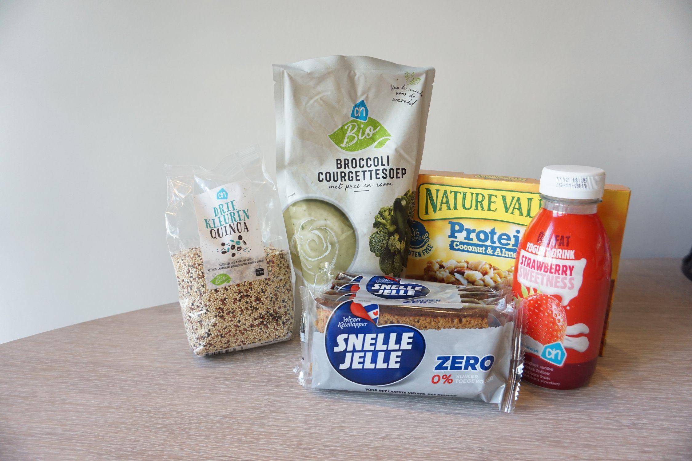 gezonde producten