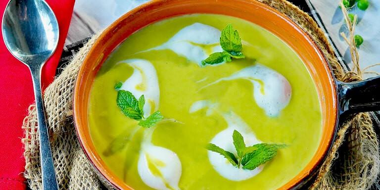 verse soep