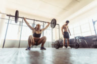 hoevaak trainen spiermassa opbouwen