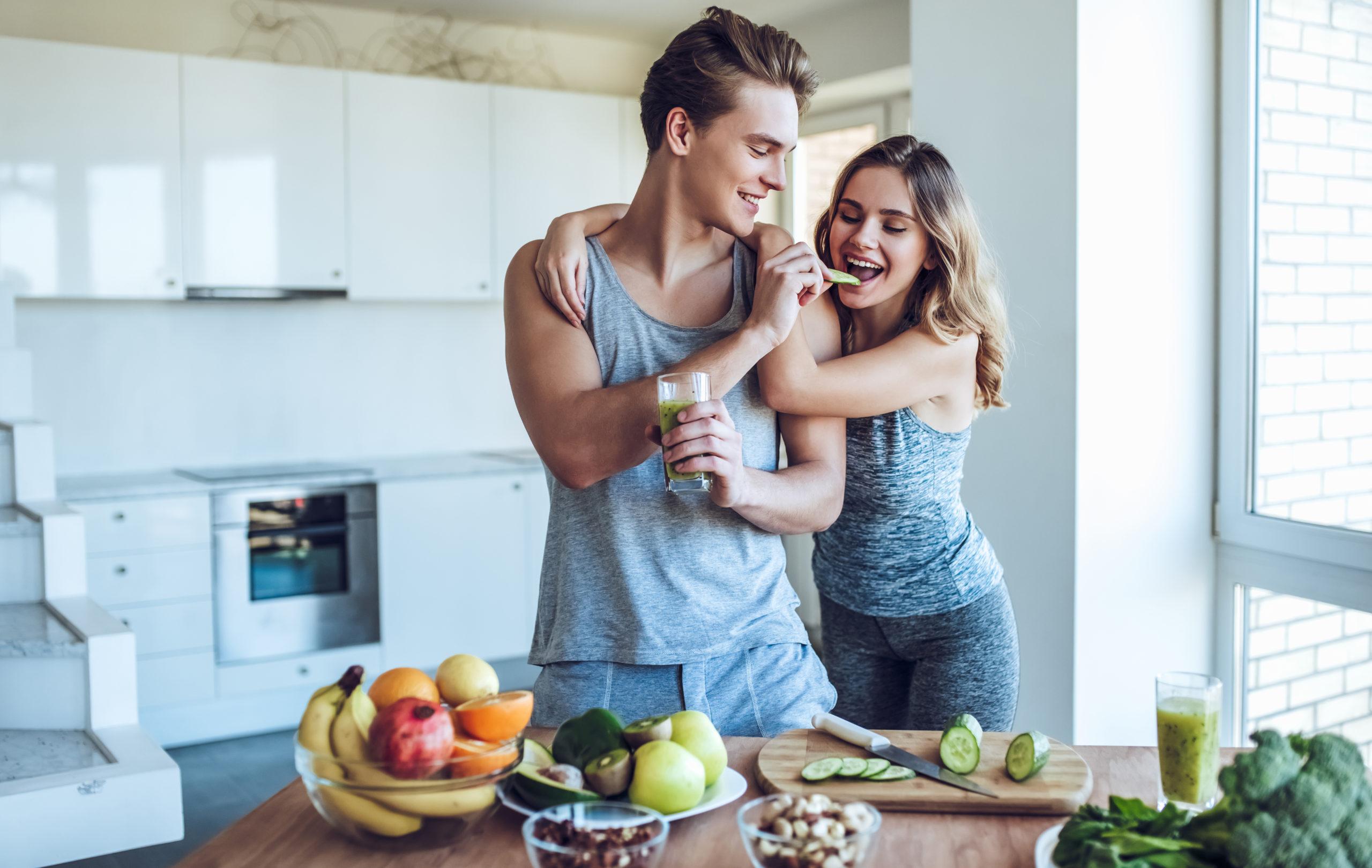 gezond eten tips afvallen