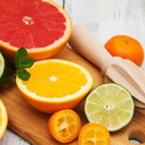 voedingsweetje citrusvruchten