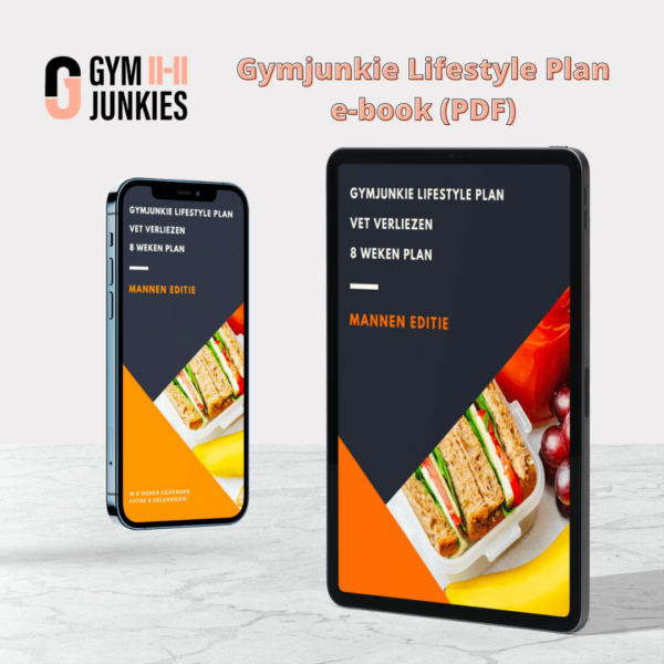 Gymjunkie Lifestyle Plan Mannen