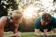 sportoefeningen voor thuis