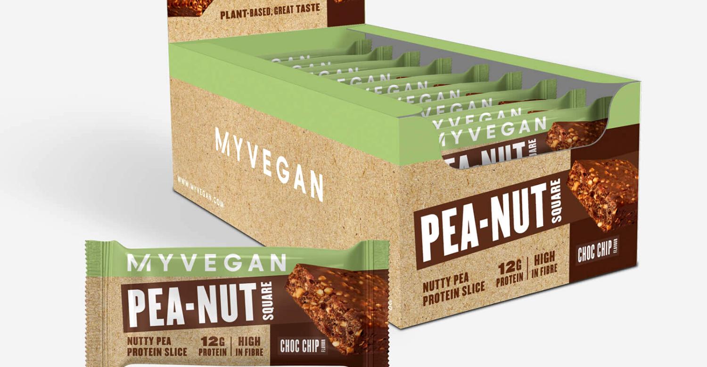 vegan proteine repen