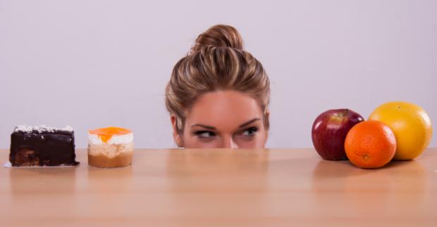 gezond en ongezond eten